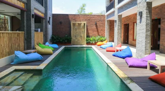 Guesthouse dijual di Bali Freehold