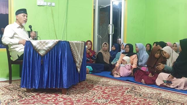 Buya Mahyeldi: Orang Beriman Tak Akan Resah dan Takut Menghadapi Virus Corona