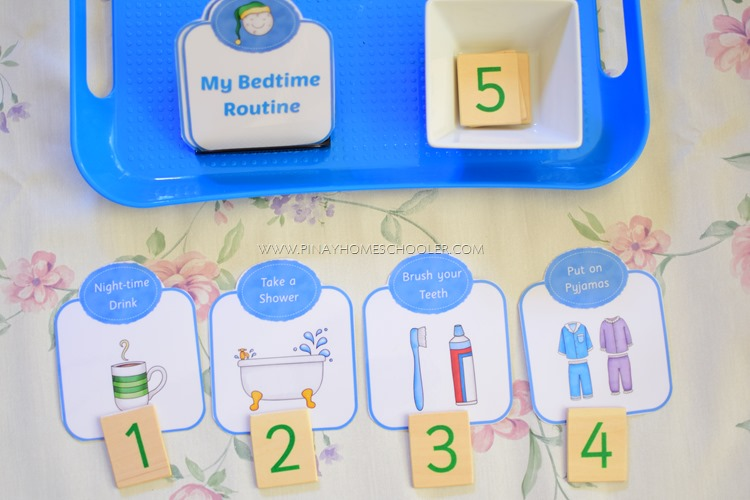 Goodnight Moon & Bedtime Routine Cards