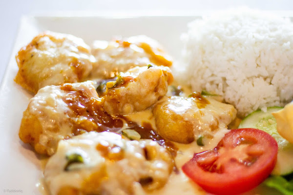 Chicken Buttermilk