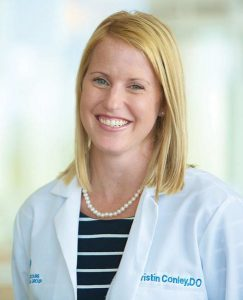Dr Kristin Conley Age, Family - Dr. Sean Conley Wife: Everything To Know About