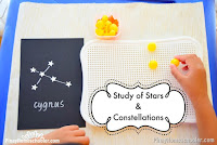 Study of Star Constellation Maps for Kids