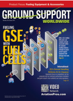 Ground Support Magazine Cover