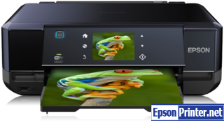 Download EPSON XP-750 Series 9.04 inkjet printer driver & deploy without installation compact disc