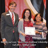 Scholarship Ceremony Fall 2015 - Dorothy%2BDavis%2B-%2BRebekah%2BGilbert.jpg
