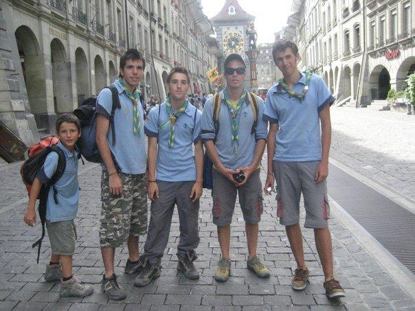 Campaments a Suïssa (Kandersteg) 2009 - 6610_1195335719096_1099548938_30615460_4436390_n.jpg