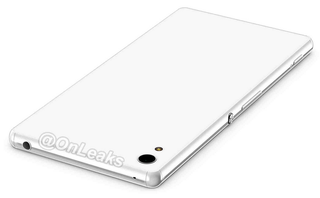 sony xperia Z4 render picture leaks 01