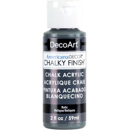 Chalky Finish - Relic