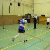 verdedigster Lisa Vanderstraeten concentreert zich op de bal (meer info op http://users.telenet.be/zvcdekartoesjkens)