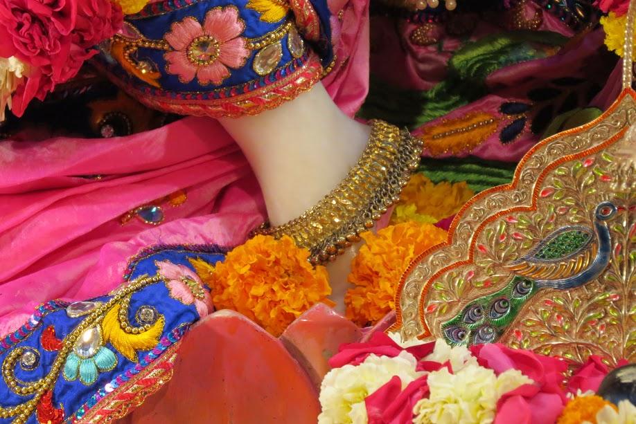 ISKCON Vallabh vidhyanagar Deity Darshan 19 jan 2017 (5)