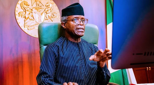 EndSARS: I don't see how Police investigate crime by seizing people's phones – Osinbajo
