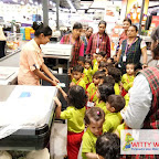 Field Trip to Supermarket by Playgroup Section at Witty World, Bangur Nagar (2018-19)