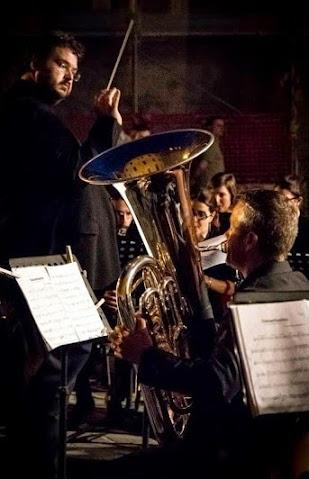 Il Maestro Loss lo scorso anno a Staffolo con il Maestro Fossi alla XX edizione di
