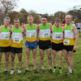 INTERCOUNTIES X COUNTRY  2013