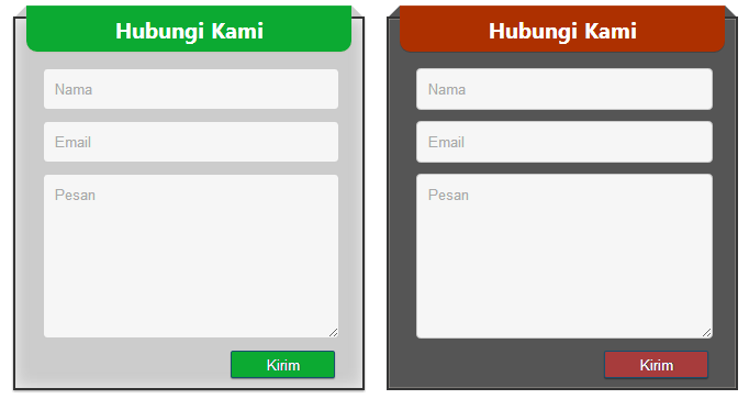 Modifikasi Contact Form Blogger Keren