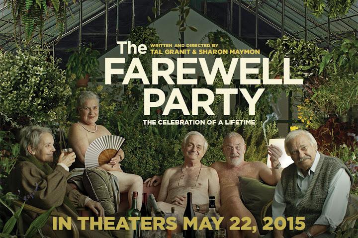 Το Πάρτι Του Αποχαιρετισμού (The Farewell Party / Mita Tova) Wallpaper