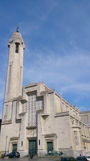 Visite de notre église Saint-Jean-Baptiste à Bruxelles Molenbeek-Saint-Jean mardi 28 juillet 2015 (1)
