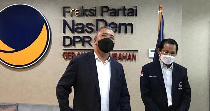 Usai Terjerat Korupsi, NasDem Tak Lagi Akui Anggota DPR Suami Bupati Probolinggo Sebagai Kadernya