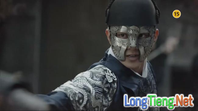 Mỹ nam Yoo Seung Ho đeo mặt nạ vẫn toả khí chất ngút ngàn cạnh Kim So Hyun - Ảnh 4.