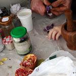 Ateliers de fabrication de produits naturel