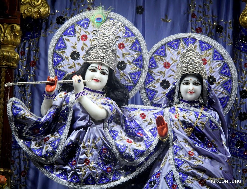 ISKCON Juhu Mangal Deity Darshan on 7th July 2016 (20)