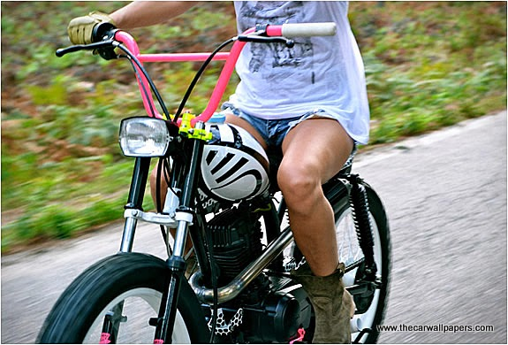 El Solitario Custom Motorcycles