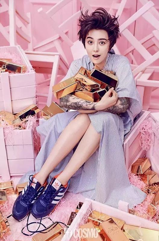 Fan Bingbing China Actor
