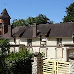 Château de Méréville : fabrique du parc, fort ?