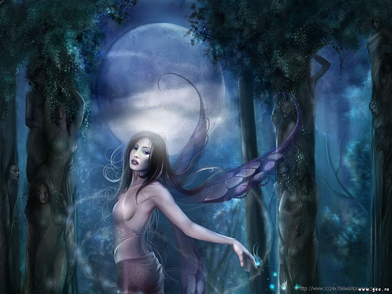 Silent Faery Of Life, Fairies Girls 2