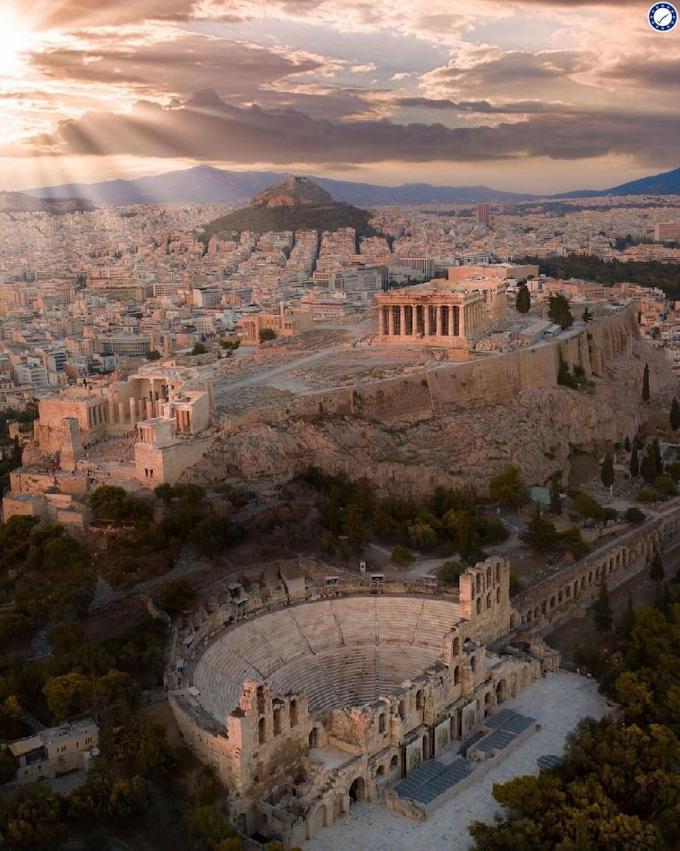 10 DESTINASI DI ATHENA, YUNANI YANG MEGAH DAN MENAKJUBKAN