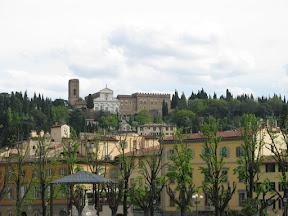San Miniato al Monte from Ponte alle Grazie