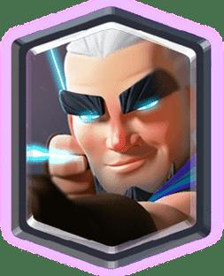 Büyülü Okçu İçin Taktik - Clash Royale