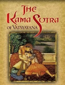 Cover of Vatsyayana's Book The Kama Sutra