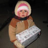 Misiunea de ajutorare-Tulcea Dec 2010