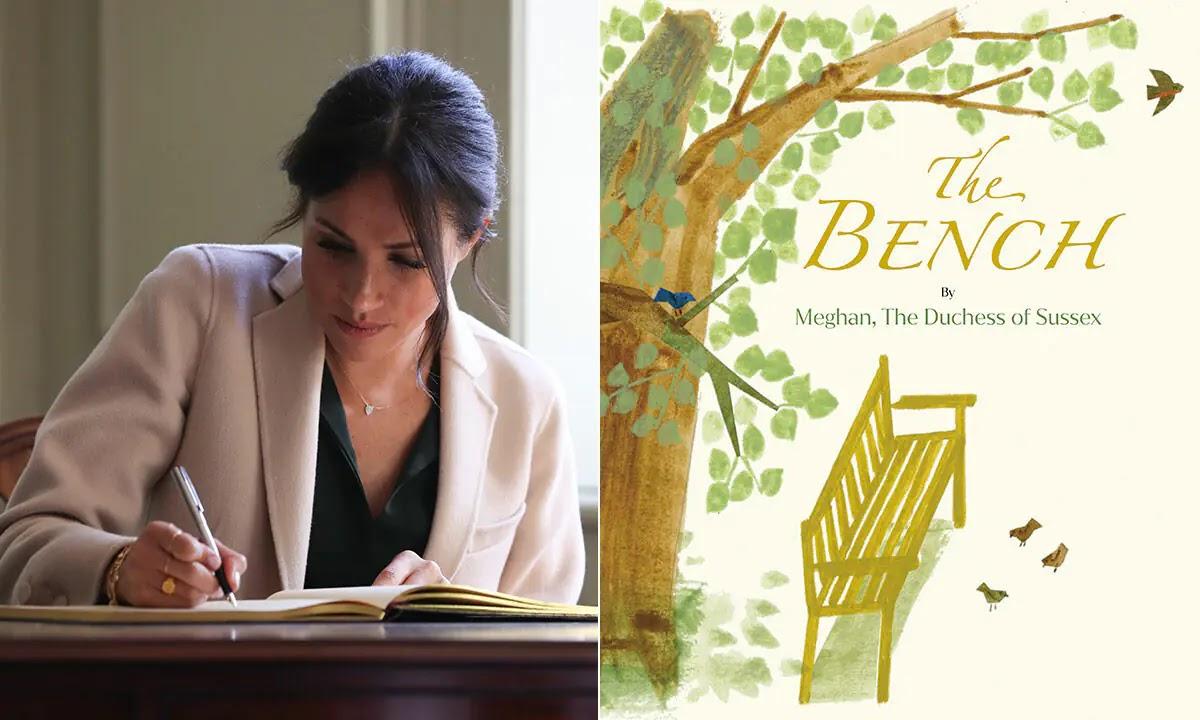 See Meghan Markle's Beautiful Handwritten note Inside her New Children's Book