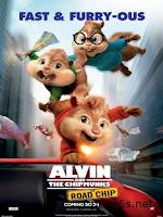 Sóc Siêu Quậy 4 - Alvin And The Chipmunks: The Road Chip