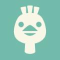 ダチョウのアイコン画像