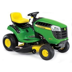 John deere d110 lawn tractor owners manual