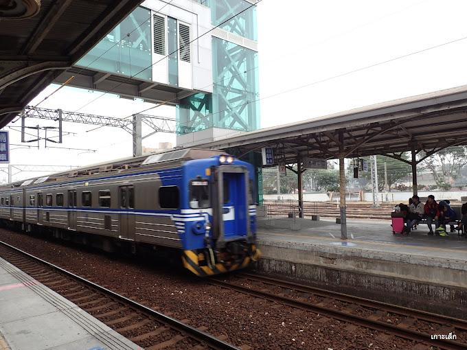 台鐵台南駅