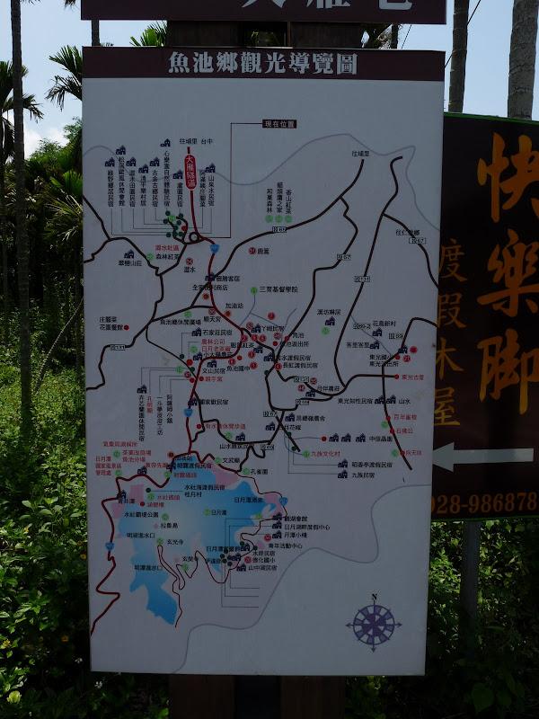 TAIWAN. Sun moon lake,Puli (région de Nantou) et retour à Taipei via Ylan - P1100951.JPG