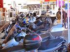 Motorfietse by Ventersdorp vulstasie 11 Julie 2014