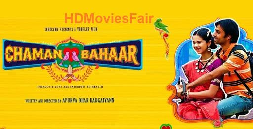 Chaman Bahar 2020 banner HDMoviesFair