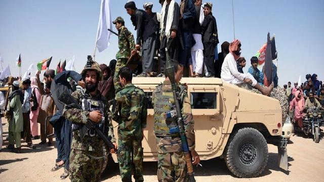 Taliban Mengklaim Telah Menawarkan Diri Pada AS untuk Membantu Selidiki Teror 9/11