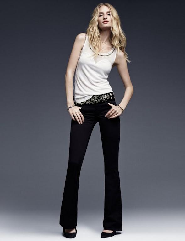 #鉚釘的溫柔氣質: Linda Vojtová 經典呈現 H&M 2013 Fall Lookbook! 2