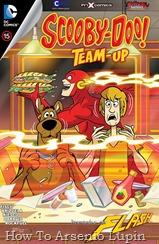 Actualización 31/05/2016: Se agrega el numero # 15 de Scooby-Doo Team-Up por Rockfull y Darkvid del Team-Up Prixcomics, Gisicom y CRG.