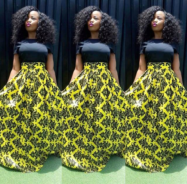 Trends Ankara Maxi Skirts for 2017 / 18