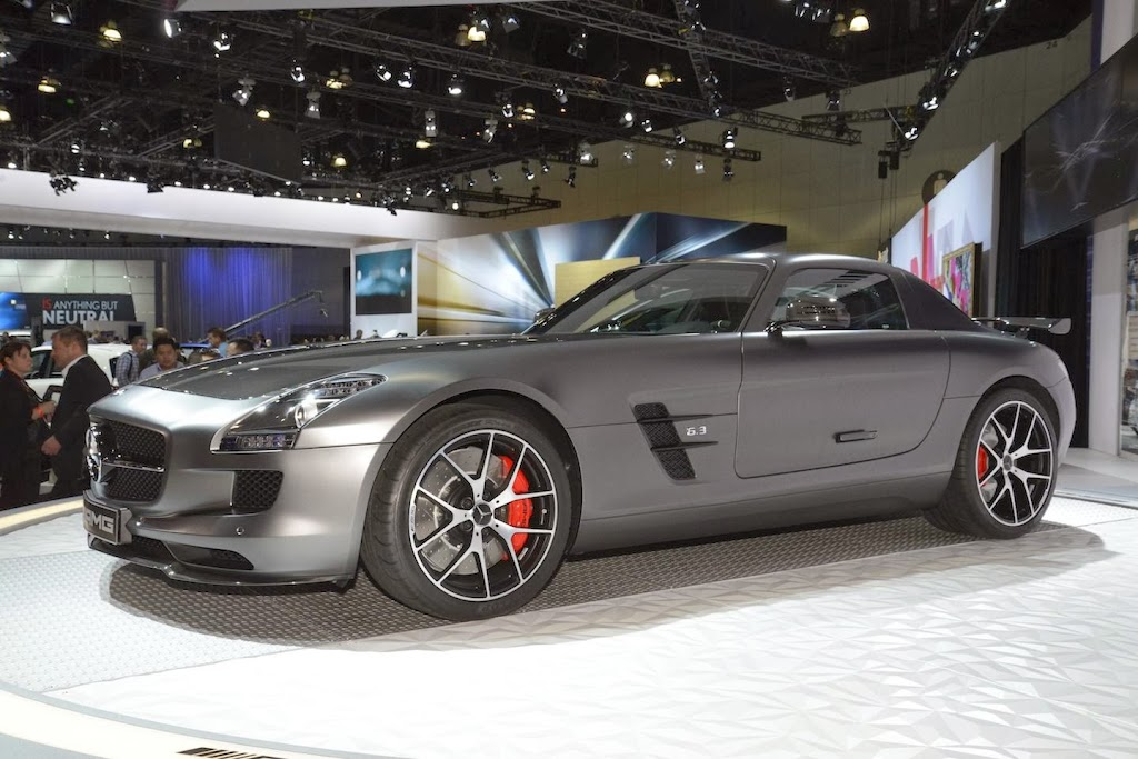 2015 Mercedes Benz SLS AMG GT Final Edition 2