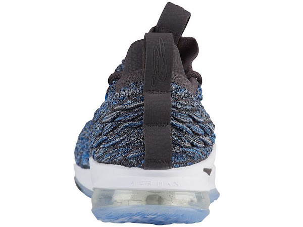 Signal Blue Nike LeBron 15 Low Drops on June 30th