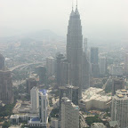 View from Menara tower (Kuala Lumpur)