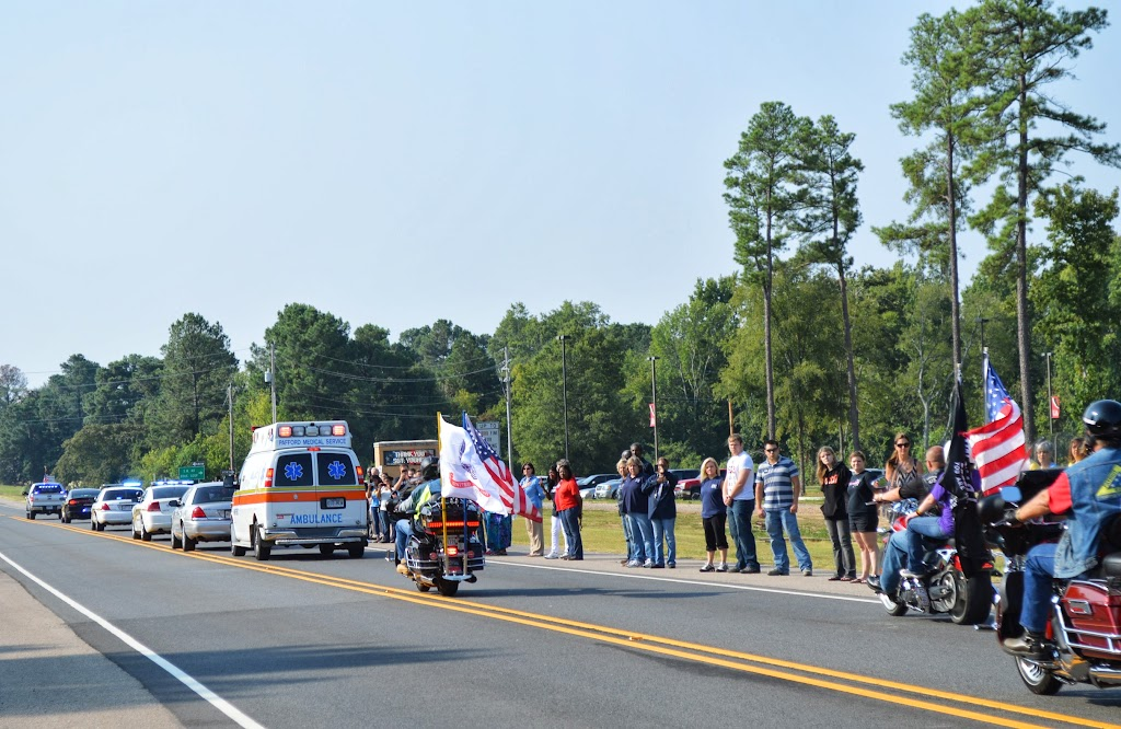 Honoring Sergeant Young Procession - DSC_3218.JPG